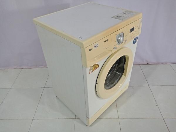 Máy giặt cửa trước LG WD-80150TP cũ