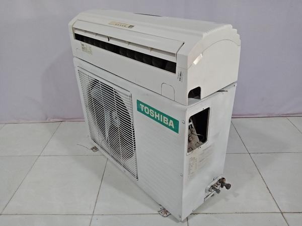 Máy Lạnh TOSHIBA RAS-12UKPX3 cũ