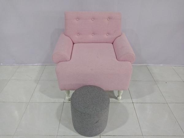 Ghế Sofa +đôn cũ SP006293