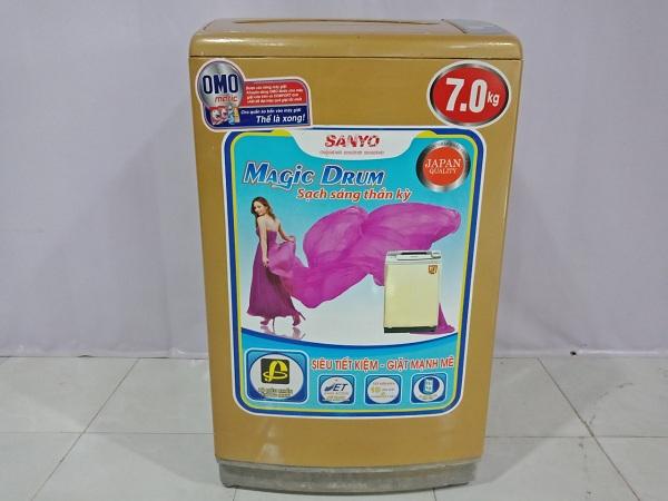 Máy giặt Sanyo ASW-95S2T cũ chất lượng tốt, giá ưu đãi, uy tín