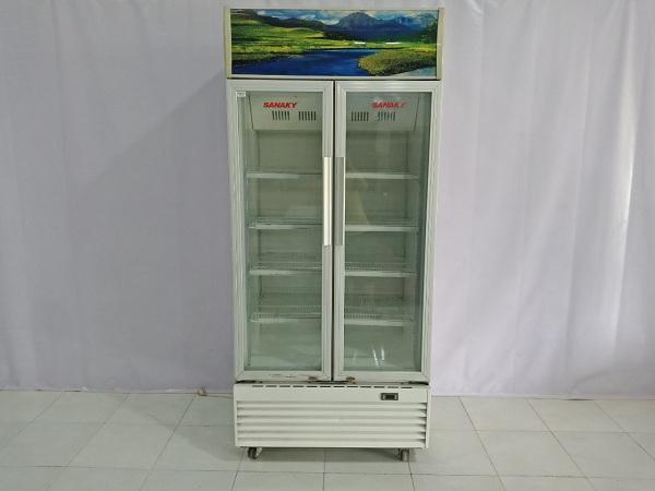 Tủ mát Sanaky VH-8009HP cũ