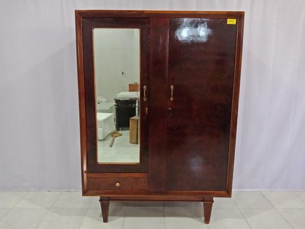 Tủ quần áo gỗ Gõ đỏ cũ SP006309