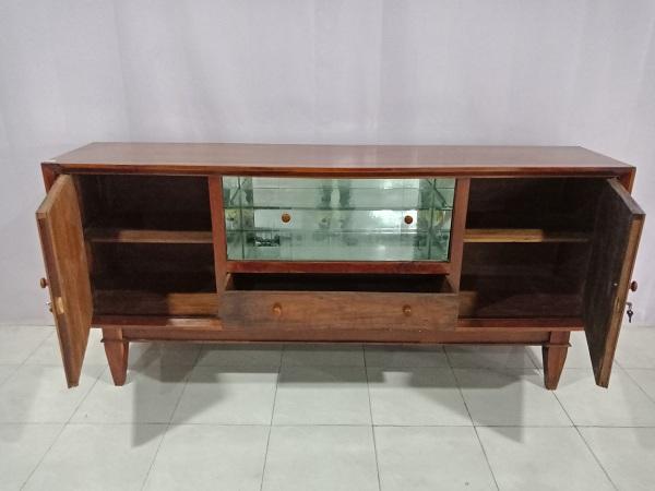 Tủ búp phê gỗ Cẩm + Gõ đỏ + Ván Hương cũ SP006703