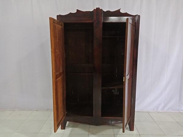 Tủ quần áo gỗ Bằng Lăng + Gõ đỏ cũ  SP006626