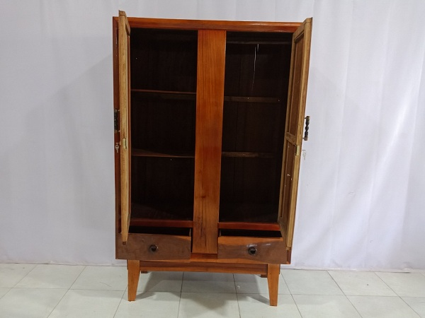 Tủ quần áo gỗ Giáng Hương cũ SP006754