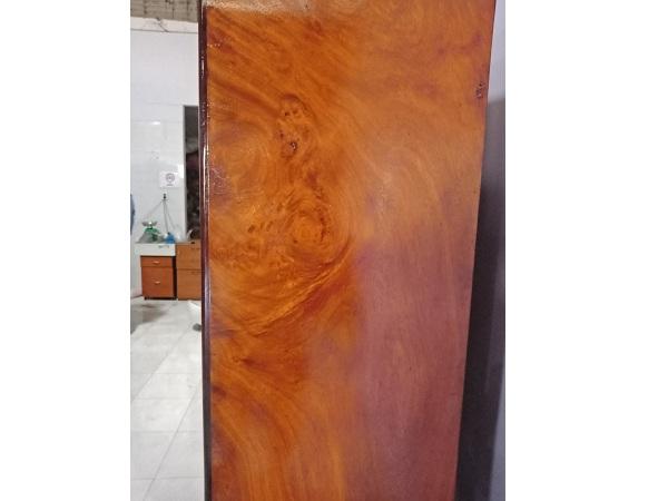 Tủ quần áo gỗ Gõ đỏ cũ SP006374
