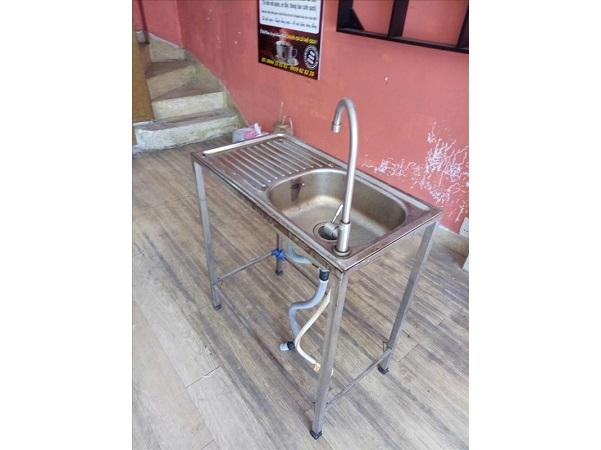 Bồn rửa chén inox SP011963