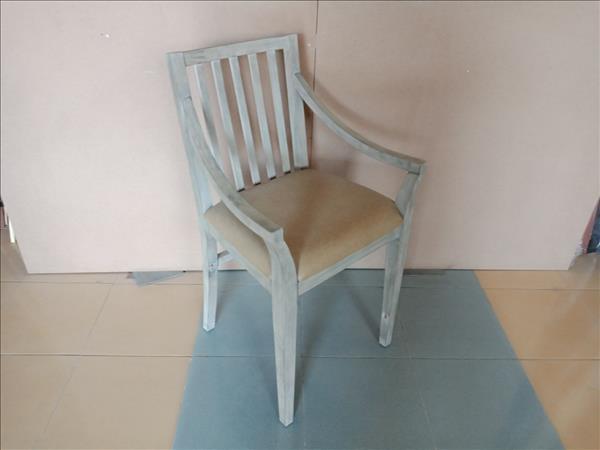 Ghế bar gỗ cao su SP012093