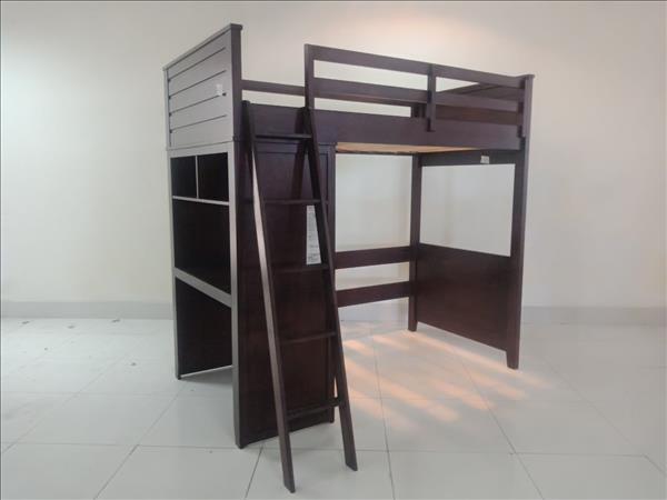Giường tầng gỗ tự nhiên SP011840