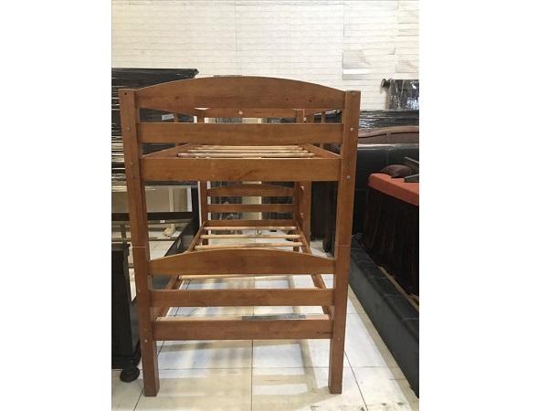 Giường tầng gỗ tự nhiên SP011981