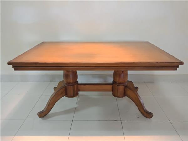 Bàn ăn gỗ tự nhiên SP011821