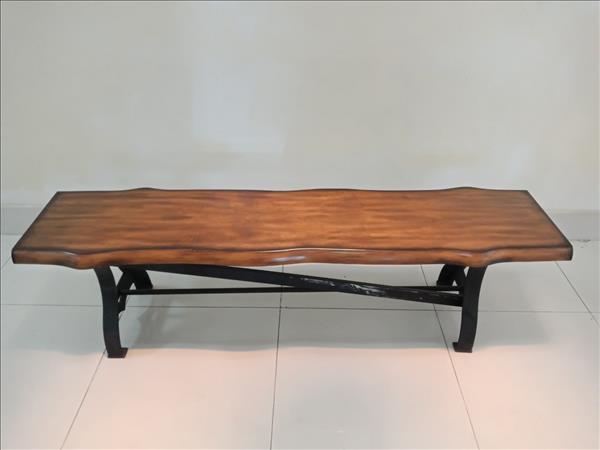 Băng ghế gỗ tự nhiên SP011853