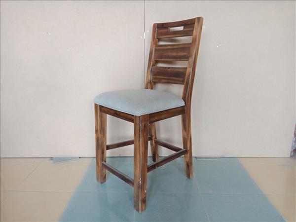 Ghế bàn ăn gỗ cao su SP012079