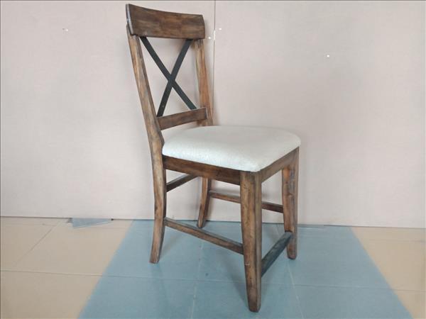 Ghế bàn ăn gỗ cao su SP012082