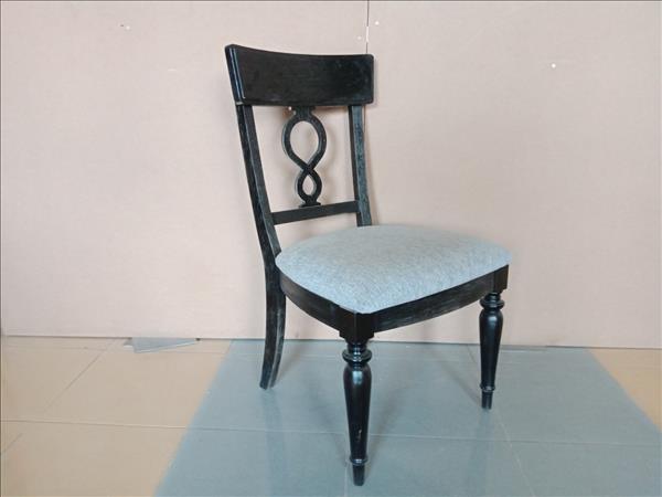 Ghế bàn ăn gỗ cao su SP012083