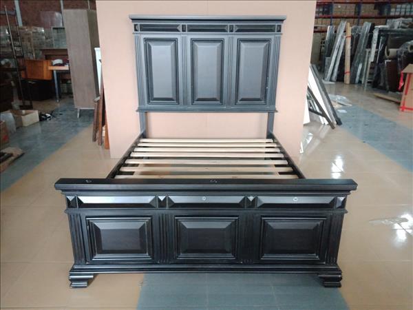 Giường gỗ SP012063