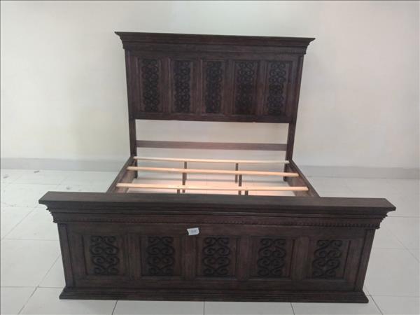 Giường gỗ tự nhiên SP011847