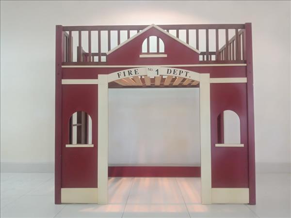 Giường tầng gỗ SP011841