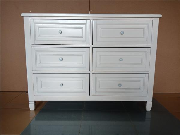 Tủ dresser gỗ SP012055