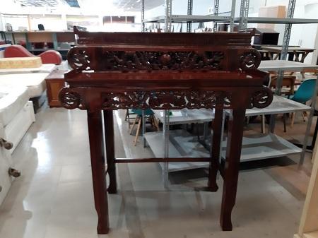 Bàn thờ gỗ Muồng cũ SP015158