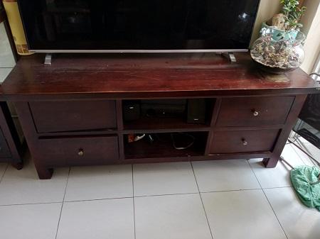 Tủ tivi cũ SP015080