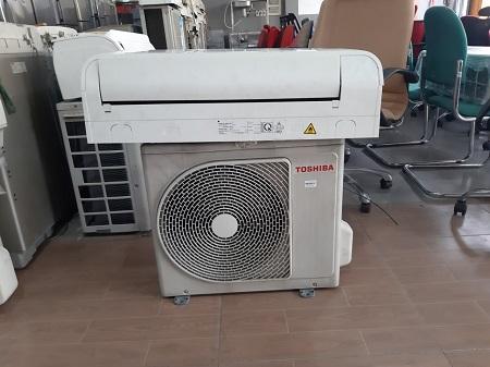 Máy lạnh TOSHIBA (1.0hp)  RASH10QUASG-V cũ SP015092.2