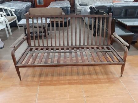 Băng sofa gỗ tự nhiên cũ SP015172