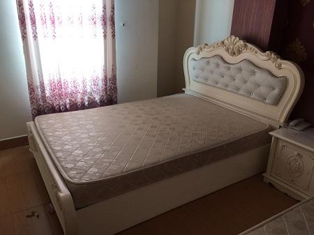 Giường gỗ MDF  cũ SP015020.1