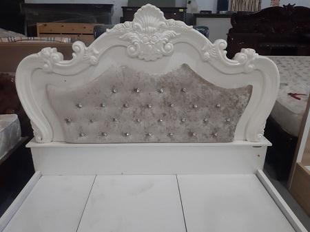 Giường  gỗ MDF cũ SP015020.6