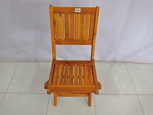 Ghế cafe gỗ cũ SP006875