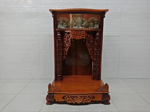 Bàn thờ Ông địa gỗ Giáng Hương cũ SP006887