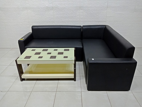 Bộ sofa góc cũ SP006970