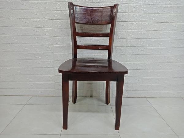 Ghế ăn gỗ cao su cũ SP006865.1