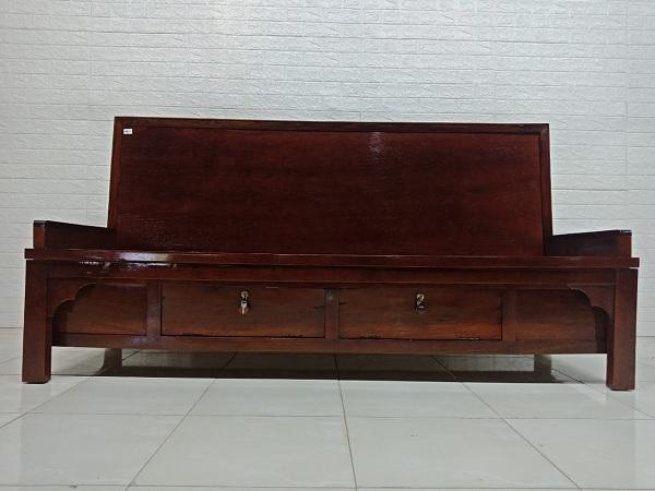 Ghế Trường kỷ gỗ Giáng Hương cũ SP006870