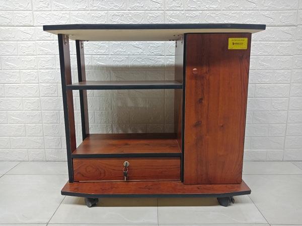 Kệ tivi gỗ công nghiệp cũ SP006922
