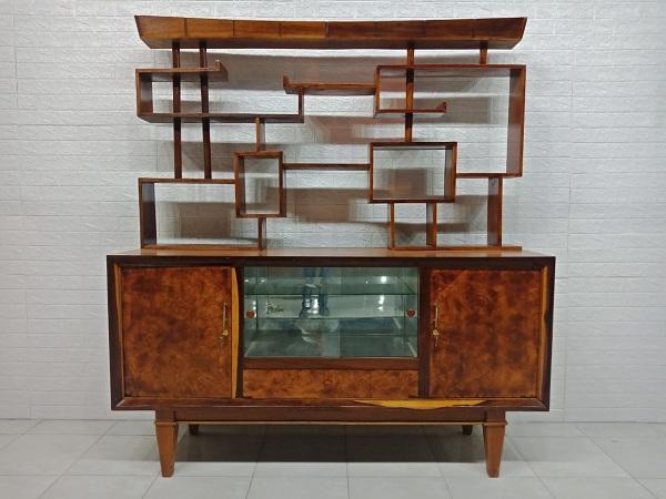 Tủ búp phê gỗ Nu + Hương cũ SP006867