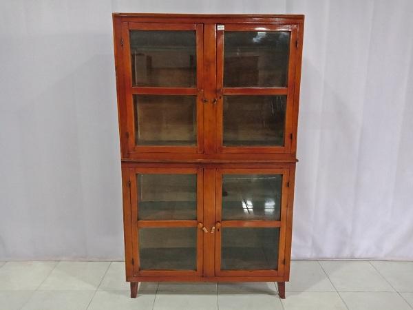 Bán thanh lý tủ Gạc măng rê gỗ xoài cũ giá rẻ SP006809