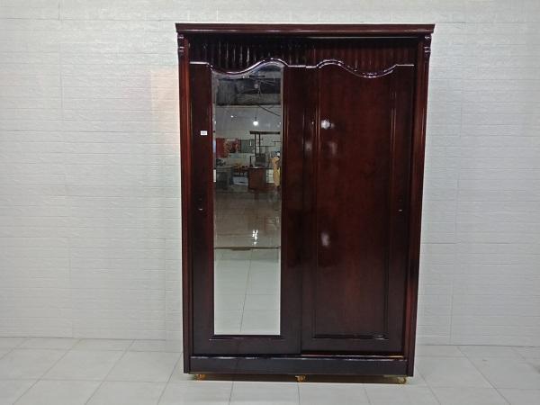 Tủ quần áo gỗ cũ SP006903