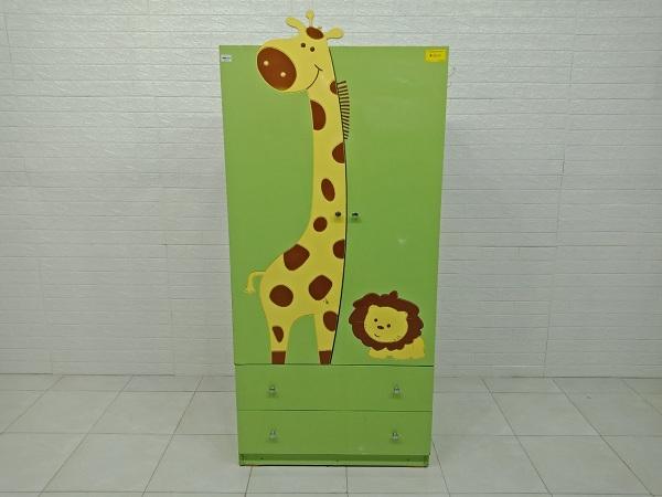 Tủ quần áo trẻ em cũ SP006994
