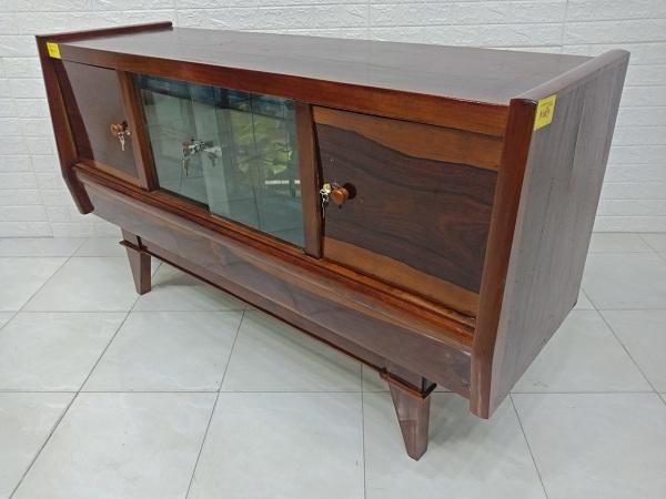 Tủ búp phê gỗ Cẩm Lai cũ SP007025