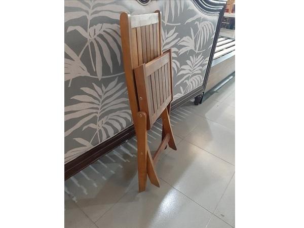 Ghế cafe gỗ tự nhiên SP012114