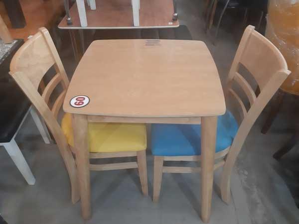 Bộ bàn ăn cũ SP012371