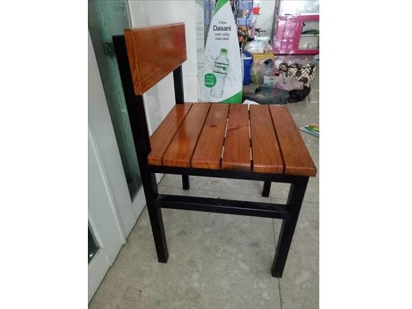 Ghế cafe gỗ tự nhiên SP012229