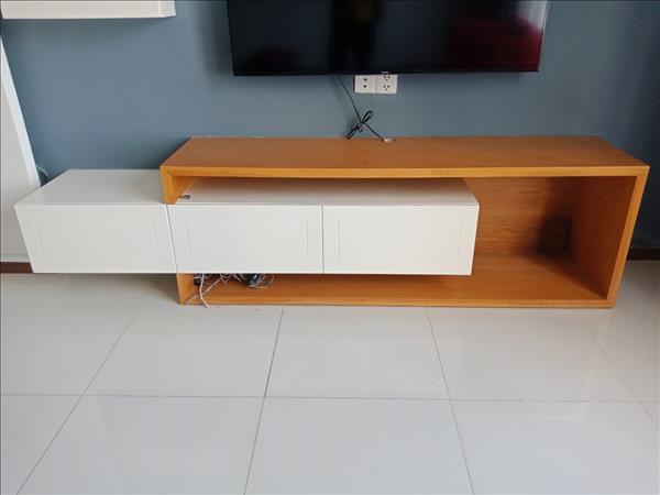 Kệ tivi gỗ SP012164