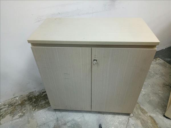 Tủ hồ sơ 2 cánh cũ SP012380