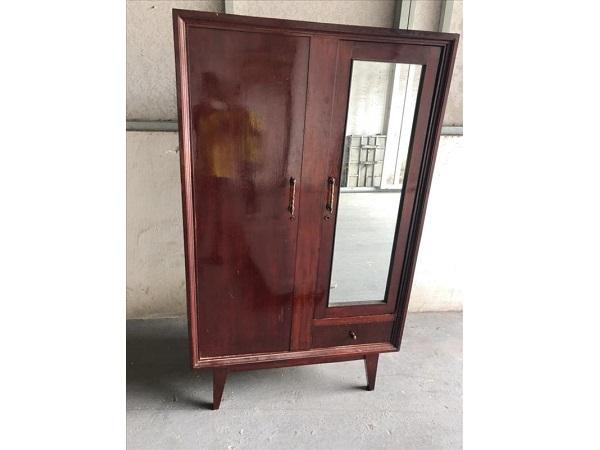 Tủ quần áo gỗ tự nhiên SP012124