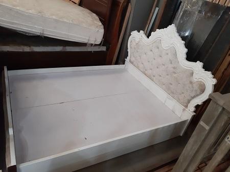 Giường  gỗ MDF cũ SP015020.12