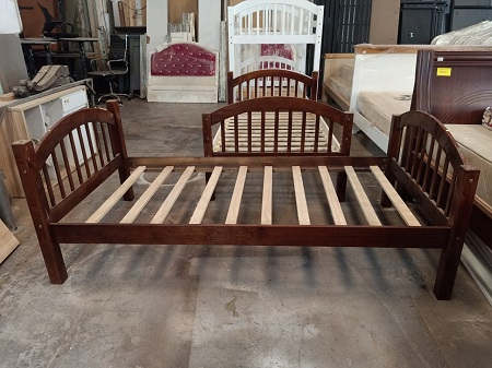 Giường gỗ tự nhiên cũ SP015144.2