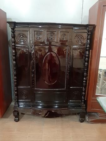 Tủ thờ gỗ tự nhiên cũ SP015242