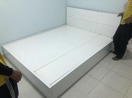 Giường  gỗ MDF cũ SP015262.1